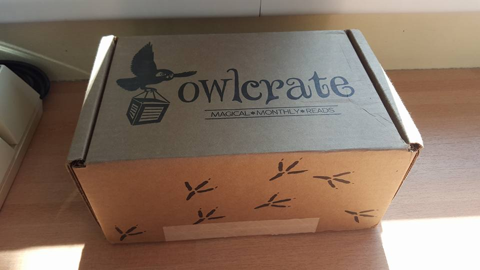 (Unboxing) Owl Crate – Mythical Creatures