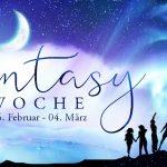 (Ankündigung) – Fantasywoche 2018